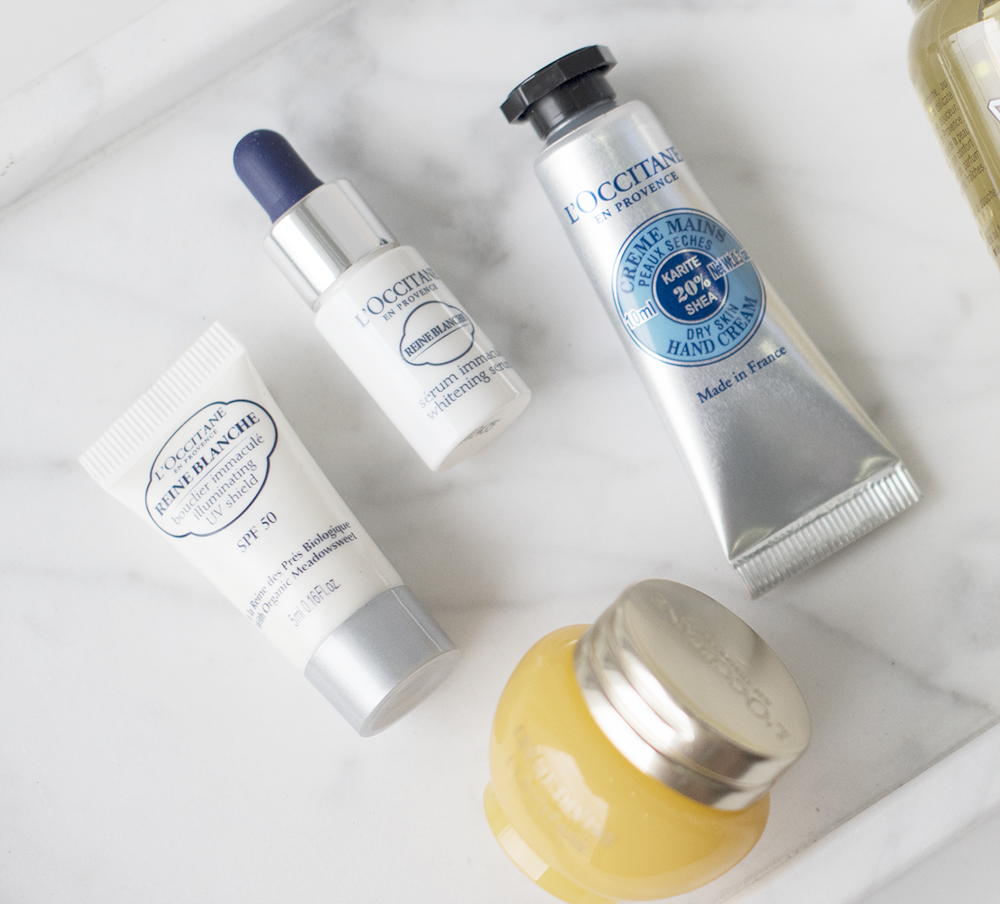 L'Occitane Best Selling Products